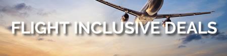 Flight-Inclusive Travel Deals